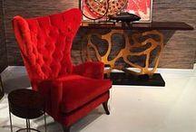 Ambella Home - новинки уходящего года / Презентация предметов мебели, пополнивших Ambella Home Collection, традиционно происходит в рамках весенней и осенней мебельной ярмарки- выставки в Хай-Пойнте High Point Market. Так происходило и в этом году