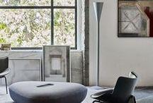 B&B Italia: мебельные новинки юбилейного года / В 2016 году компания B&B Italia отпраздновала своё пятидесятилетие, обновив все свои текущие коллекции эффектными предметами мебели от известных дизайнеров