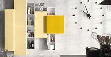 PIANCA: Новинки мебели для гостиной из коллекции PEOPLE / Новая коллекция мебели PEOPLE примечательна тем, что из составляющих её модулей, выполненных из деревянных панелей engineered wood panels, можно создать множество конфигураций шкафов, комодов и прилавков в зависимости от размеров и планировки помещения гостиной или столовой, функциональных задач и эстетических требований клиента