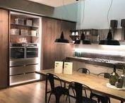 Ernestomeda: презентация новинок на выставке Living kitchen Fair в рамках Imm Cologne 2017 / Компания Ernestomeda в третий раз подряд экспонирует свою продукцию на международной выставке кухонной мебели, кухонных принадлежностей и аксессуаров LivingKitchen