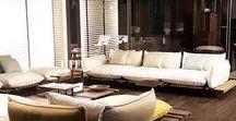 Giorgetti: новинки мебели на выставке IMM COLOGNE 2017 / Итальянскую компанию Giorgetti основал в 1898 году Luigi Giorgetti - это была фабрика в Брианца, насчитывающая четыре десятка краснодеревщиков, занимавшихся изготовлением резной мебели, относившейся по тем временам к разряду элитной