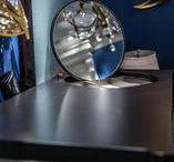 Galimberti Nino в наличии в Интерьерном салоне №1 / На экспозиции Интерьерного салона № 1 заняла своё место спальня известного итальянского бренда NINO GALIMBERTI