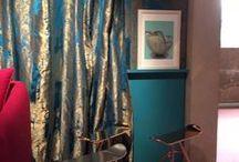 Rubelli: Ткани из коллекции Rubelli Venezia 2017 / В рамках проходившего в январе в Париже текстильного шоу Paris Déco Off компания Rubelli представила ткани и обои из коллекции Rubelli Venezia 2017 — 28 эксклюзивных тканей и полдюжины обоев