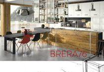 Новые кухни серии GUSTOITALIANO / Мы рады представить на высокий суд отечественных почитателей итальянского дизайна две новые модели кухонь из блистательной серии GUSTOITALIANO от итальянского производителя Marchi cucine