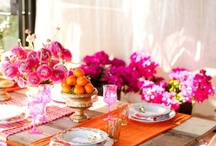 tablescapes / by Kari Young Floral Designs