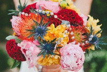 summer flowers / by Kari Young Floral Designs