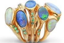 Opulent Opal Gemstones