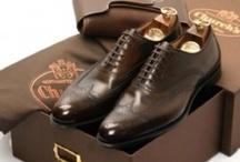 Men's Footwear / by Patricia Mcrae