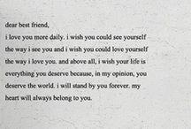Friendship♥