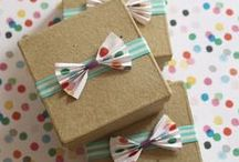 Gift wrapping / Gaveindpakning