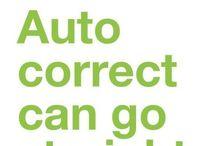 Auto Correct Fail