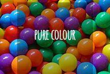 Pure Colour / Inspirational #colours