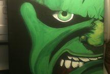 Hulks are SMASHING!!! / by Nelson Scott