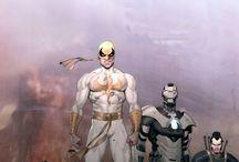 Make Mine Marvel 2 / by Nelson Scott