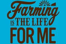 Farm Life / by Leah Starbuck Boley