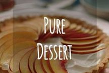 Pure Dessert / Our new #Jalna Sweet and Creamy #yoghurt is perfect for delicious #desserts