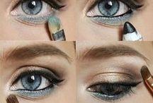 Make-up & nagels