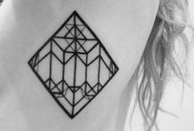 DESIGN // Ink / Some great graphic tattoos