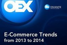 eCommerce presentations / Our case studies, presentations about ecommerce trends, Magento and more.
