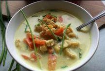 Zupy/kremy / Dzień bez zupy to dzień stracony:-).