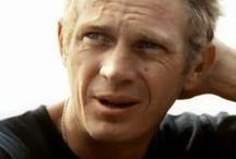 Steve McQueen ~ The King of Cool / by Adelén Delle