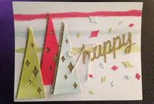 Watercolor Winter Simply Created Card Kit