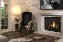 Fire places / Pleasing to the eye