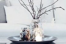 Christmas Interior Ideas / Whether you're living in a gorgeous, spacious country house or a cute and compact Ranelagh apartment, we've got the Christmas decorations that will make your home ultra cosy, beautiful and seasonal this Christmas.