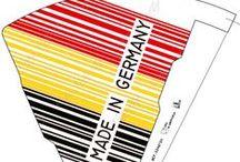 Germany | Alemania / Sleeve's designs inspired in Germany | Diseños estandar basados en Alemania.