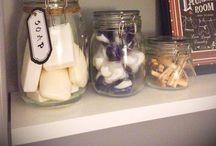 Kitchen/Pantry Organization/Storage
