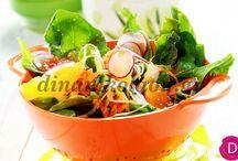 Σαλάτες / Salads