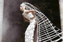 McQueen, Gaultier, Mugler and Haute Coiture / Alexander McQueen, Jean Paul Gaultier and Thierry Mugler, Fashion's Dark Fairytale, and Haute Coiture at its best
