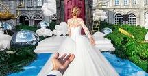Awesome Weddings / What Mythical Bride is all about, ethereal, fantastical, mystical weddings in mythical, exotic and beautiful locations.