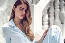 Light blue dresses and fashion