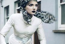 Paris fashion chic