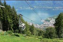 The Dolomites - North Italy / הרי הדולמיטים המרהיבים בצפון איטליה