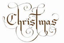 Brown and natural Christmas