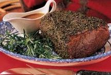 Beef for the Holiday Season / Entertain and impress guests with these fabulous beef recipes!