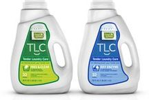 Cleaning products / Household cleaners are a category that is traditionally marked by bright colours, bold graphics and large type. In recent years, the litany of eco-friendly cleaning products flooding into the main-stream markets have had their impact and are distinguished by different design characteristics. Below are some examples of both subcategories. / by The Packaging Girl