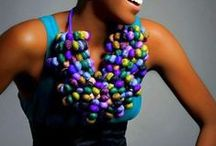 Awesome Art Jewelry / Art - It's not just for walls anymore!