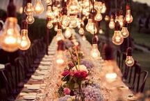 VM • event decor / Styling ideas for occasions