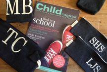 iwaka in the media / CHILD magazine FEB issue