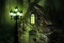 Baba Yaga's House / Inspiration for my next project
