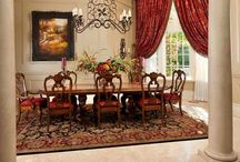 just nice dining rooms