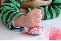Impulse für den Kindergartenalltag / Kreative Beschäftigungsideen und Aktivitäten für Kinder