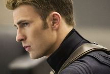 Captain America / Photos of my handsome captain. Forget charming prince, I want Captain America!!
