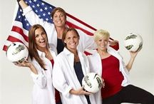 USWNT / by Katie Ghione