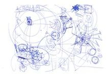 Critaxis / Structures to practice. Thinking drawing. Critaxis, finished structure of the world's game .