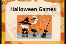 Hallowe'en Resources / These spooky KS1 and KS2 resources will entertain and stimulate your pupils. Fun activities and fully editable Powerpoint presentations.