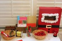 Christmas Lesson Ideas / Need some festive inspiration for your class? Look no further!